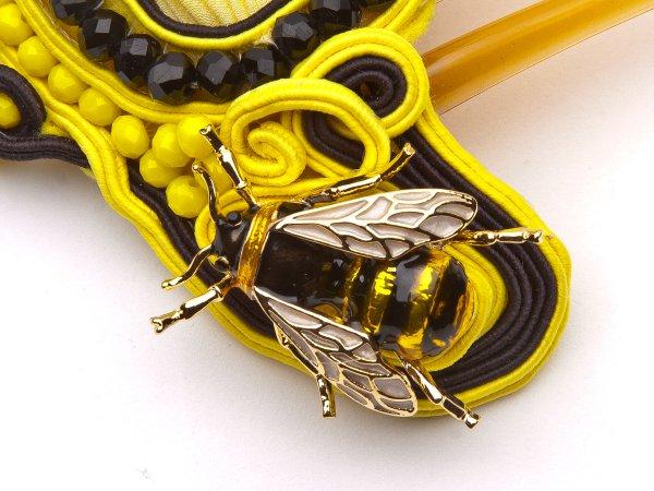 Гребень большой Пчелка