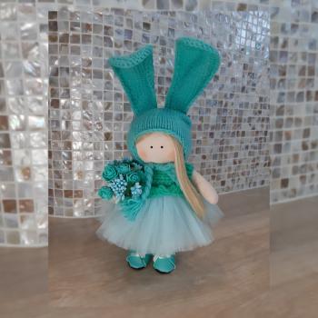 Кукла зайка